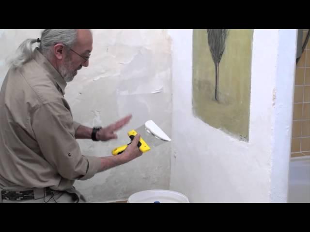 Conseils De Peinture  Comment Prparer Un Mur Avant De Repeindre