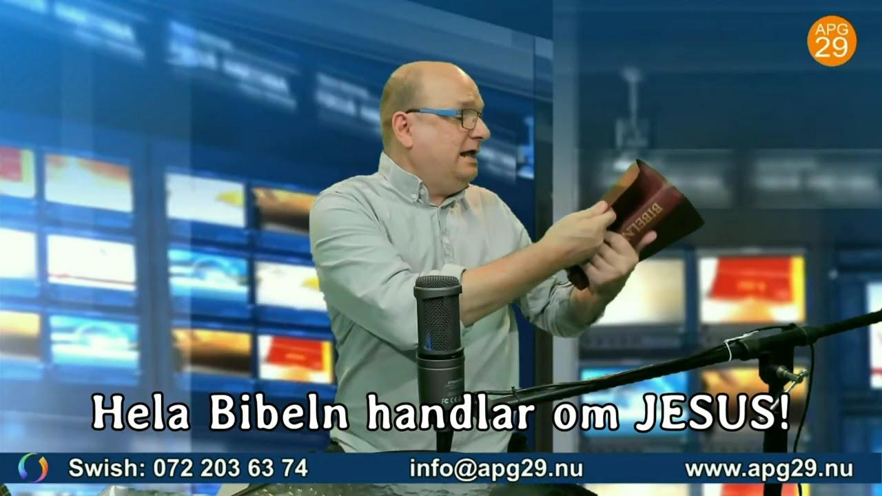 Hela Bibeln handlar om JESUS!
