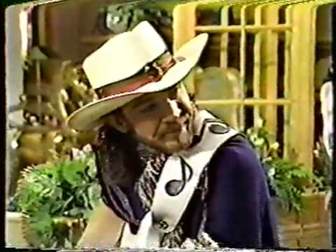 Stevie Ray Vaughan 1985 Lifetime Show Canada TV SRV Interview