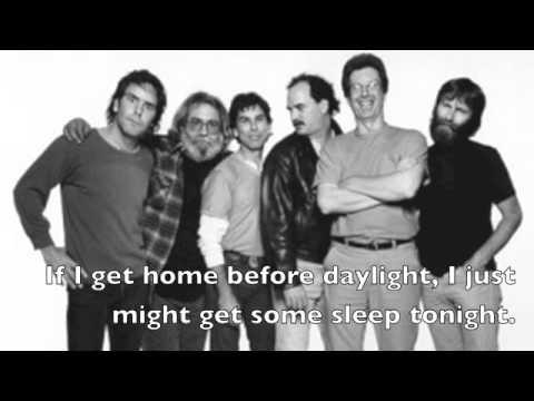 Grateful Dead - Friend of the Devil - with lyrics