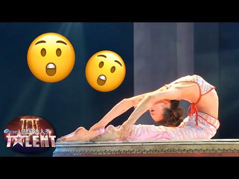 YIN XIU LI is enchanting in her final performance!   China's Got Talent 2013 中国达人秀
