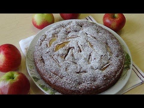 Бесподобная ШАРЛОТКА с яблоками / Медово - яблочный ПИРОГ