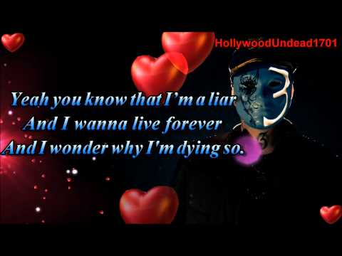 Hollywood Undead - Sing lyrics (FULL HD)