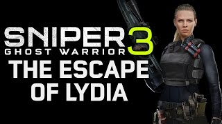 Sniper: Ghost Warrior 3 - The Escape Of Lydia DLC - Let