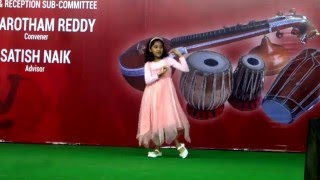 76th Numaish - Cultural Programs on 18th January 2016 - Ye Duniya pittal di Song Dance