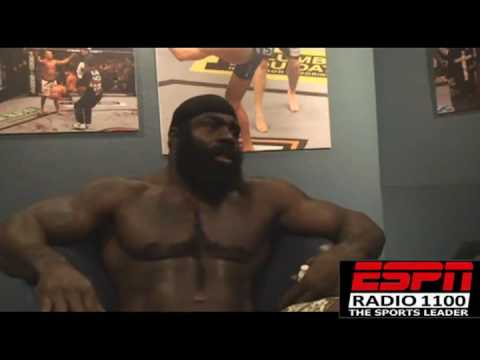 Kimbo Slice Interview on joining the ufc