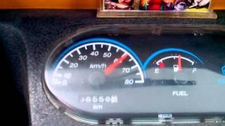 Piaggio ape top speed 65 km/h