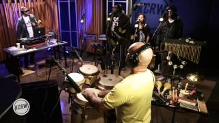 "Nightmares on Wax performing ""I Am You"" Live on KCRW"