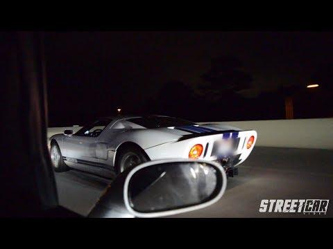 The last night at TX2K18.. 1000HP Shelby GT500 vs the WORLD + 870HP ZR1 vs Ford GT vs 1000HP Evo!