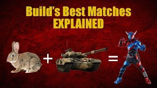 Download Video Build's Best Matches EXPLAINED | TOKUTHOLOGY (Kamen Rider Build) MP3 3GP MP4