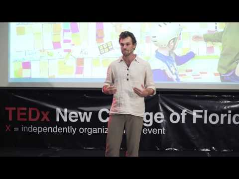 Culture-Hacking Education | Bear | TEDxNewCollegeofFlorida
