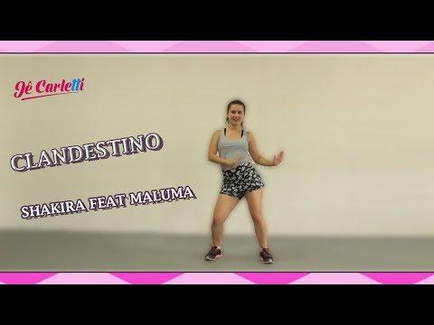 CLANDESTINO - Shakira Maluma