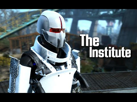 Best Moments Of The Institute (Fallout Series)