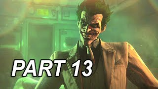 Batman Arkham Origins Gameplay Walkthrough - Part 13 The Joker (Let