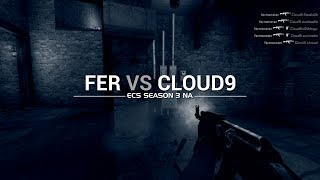 ECS Season 3: Fer vs Cloud9