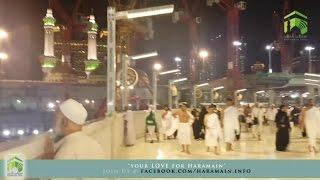 Live Update | Masjid Al-Haram Expansion Phase III 5th February 2015