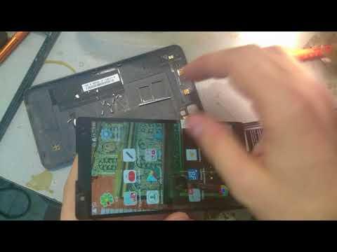 LG X Power K220Ds  замена дисплейного модуля.