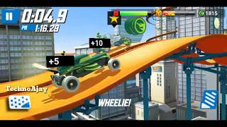 Race Off GAMEPLAY - Level 4