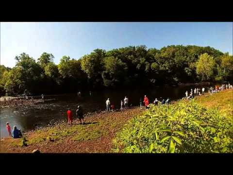 2013 Annual Kids Fishing Derby Video ~ Norfork National Fish Hatchery AR