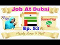 New Abroad Job at Dubai For Good Looking Girls Only Female Can Apply soon and fast 1 March 2017