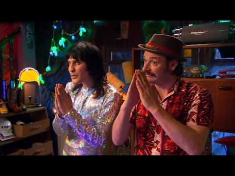 The Mighty boosh Crimps The Complete Collection