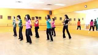 Skip The Line - Line Dance (Dance & Teach in English & 中文)