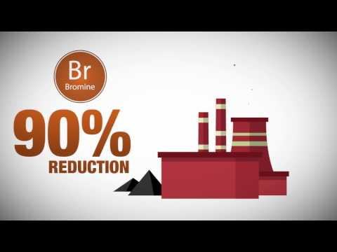 Bromine and Mercury Emissions Reduction