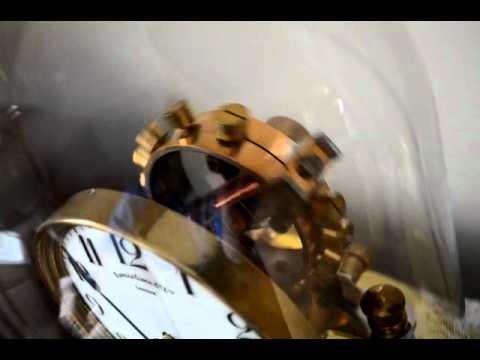 Eureka Mantel Clock