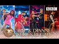 Joe Sugg and Dianne Buswell's Journey to the Final