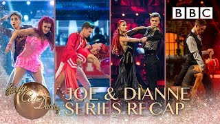 Joe Sugg and Dianne Buswell's Journey to the Final - BBC Strictly 2018 thumbnail