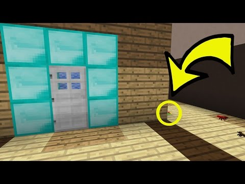 Minecraft: NOBODY CAN SEE ME!!! Ants Hide And Seek - Modded Mini-Game
