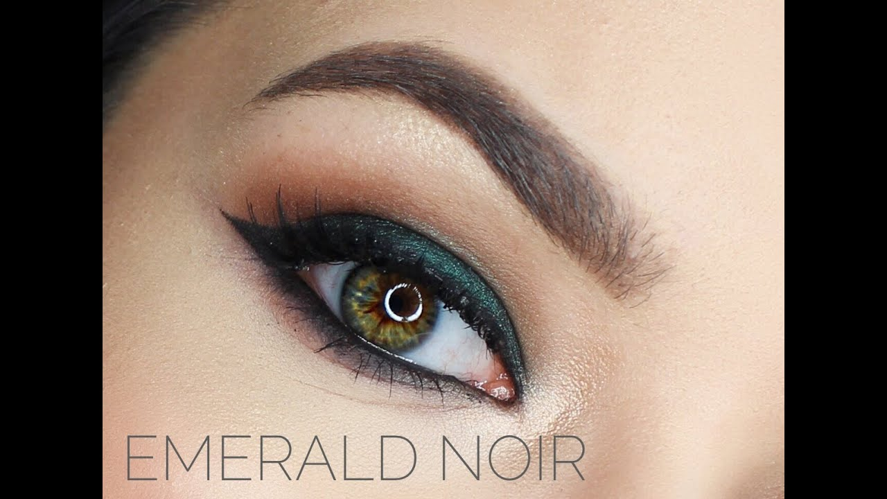 Mary Kay Emerald Noir Makeup Tutorial KatEyedTv YouTube