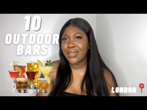 10 OUTDOOR BARS OPENING ON APRIL 12TH 2021 | LONDON | POST LOCKDOWN
