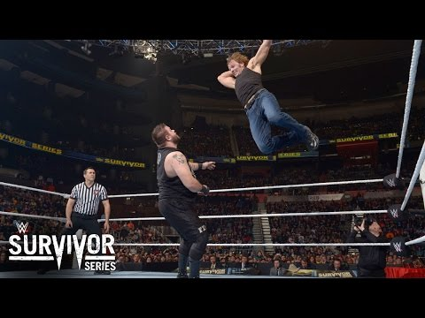 Dean Ambrose Vs. Kevin Owens – WWE World Heavyweight Championtitel Turnier: Survivor Series 2015