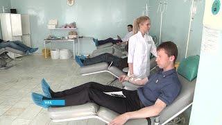 Служба крови отмечает свой профессиональный праздник – Всемирный день донора