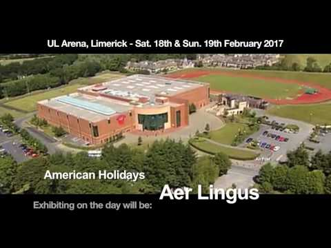 The Holiday Show, Limerick 2017 - Unravel Travel TV