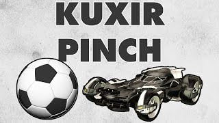 Trying to hit KUXIR PINCH + Tutorial (Rocket League)