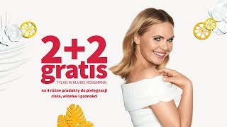Zachowaj energię lata! | Promocja 2+2 gratis