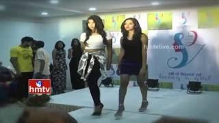 Miss Planet India Rashmi Thakur Launches Boutique In Hyderabad | Models Ramp Walk | HMTV
