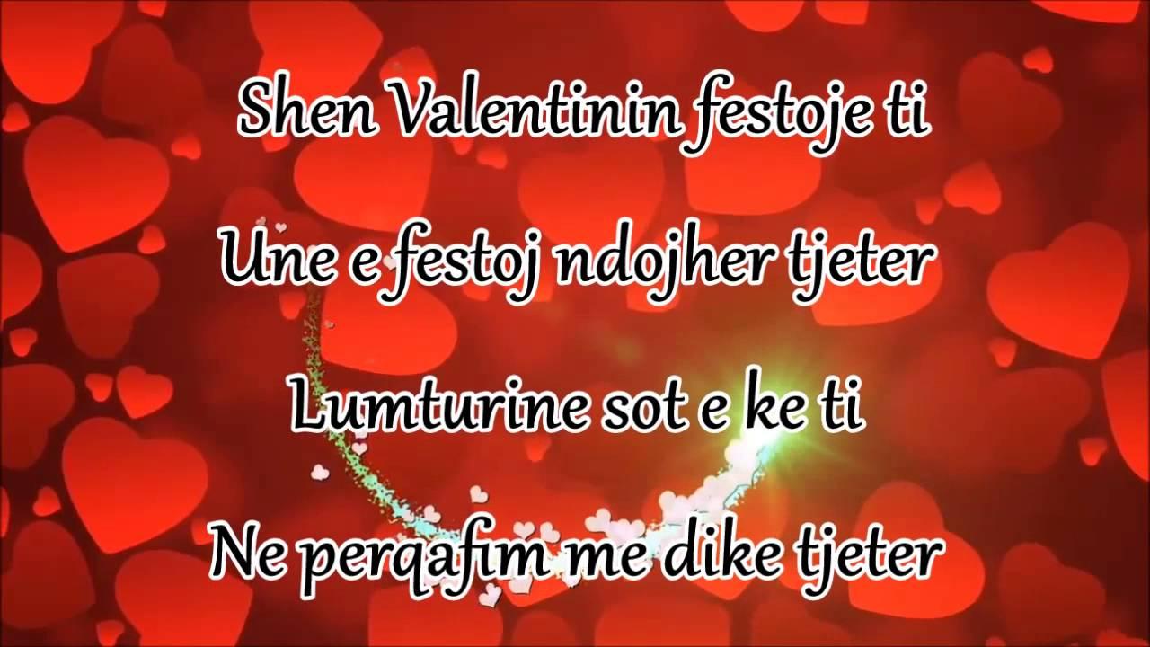 Sot Shen Valentini, historitë më të famshme të dashurisë