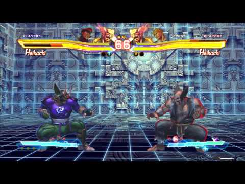 SF x TK @ Final Round 18: Psychoblue (Bison x Heihachi) vs LordWilliam (Cody/Guile x Heihachi)