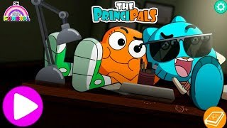 El Increíble Mundo de Gumball - Los Directores [de Cartoon Network en los Juegos]