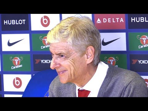 Chelsea 0-0 Arsenal - Arsene Wenger Full Post Match Press Conference - Carabao Cup