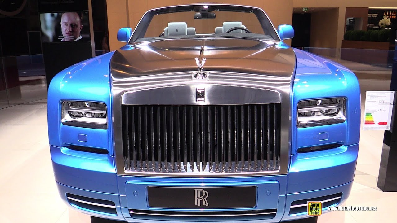 rolls royce phantom 2015 white. 2015 rollsroyce phantom drophead coupe water speed collection walkaround2014 paris auto show youtube rolls royce white