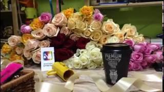 видео цветы доставка краснодар