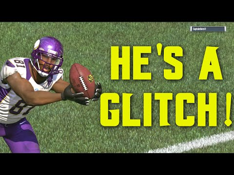 ANQUAN BOLDIN IS A GLITCH!! - Madden 17 Ultimate Team [2]