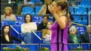 Mary Pierce vs Francesca Schiavone