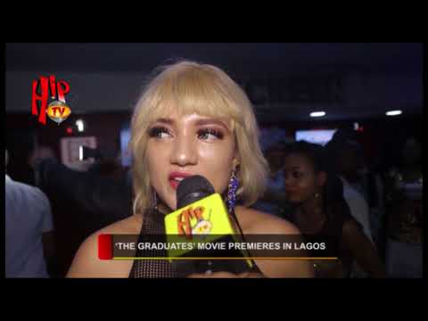 'THE GRADUATES' MOVIE, PREMIERES IN LAGOS Nigerian Entertainment