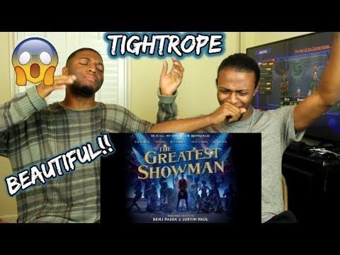 Tightrope (from The Greatest Showman...