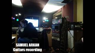 Epysode II - Samuel arkan recording session